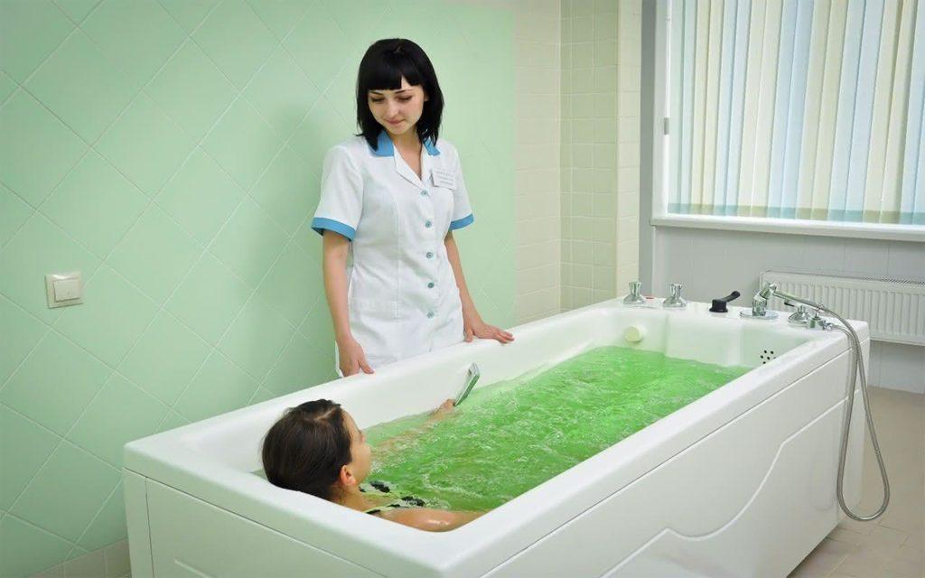 Ароматические ванны